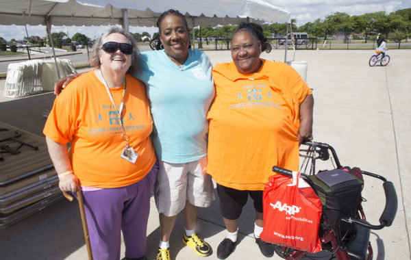 Walk for Elder Independence – 5K on Belle Isle 2017